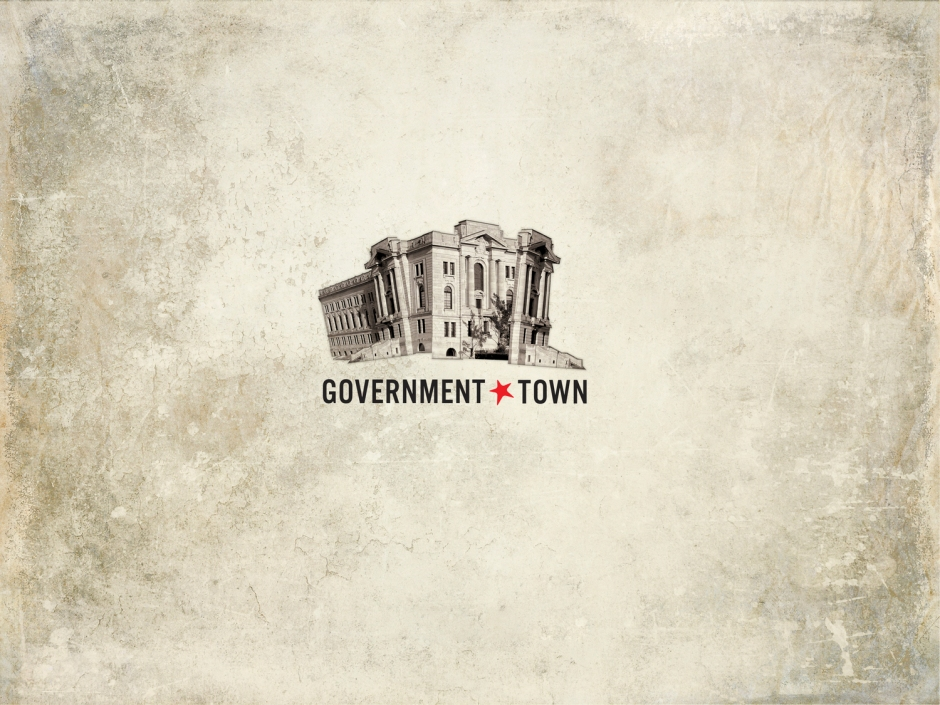 Government Town - 1st album now available on iTunes!!